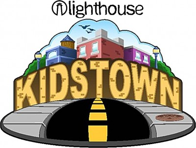 Kids Town Logo Welcome to The Children's